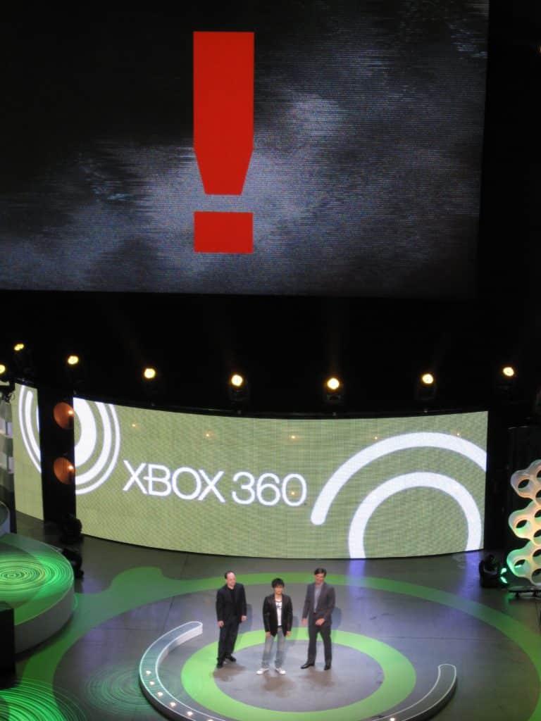 Hideo Kojima Introducing Metal Gear Solid on Xbox