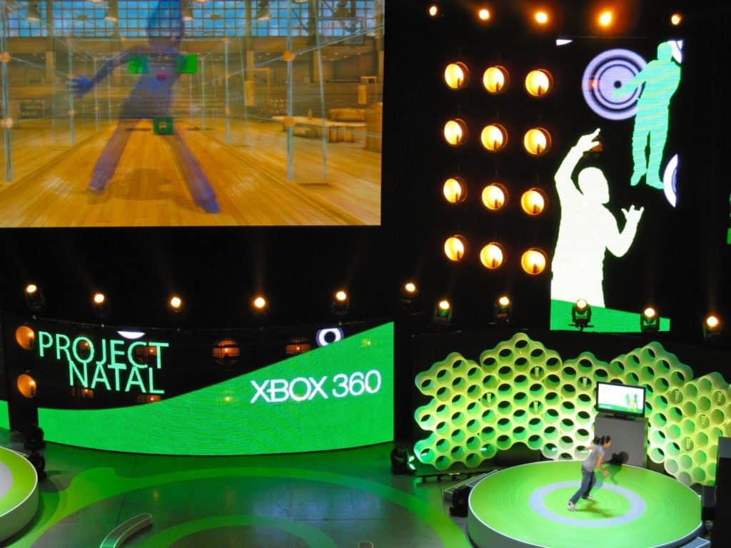 Xbox Natal Demo