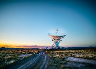 Very Large Array, Socorro, United States